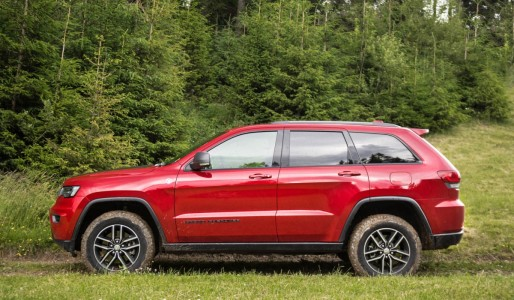 Jeep grand cherokee trailhawk 2